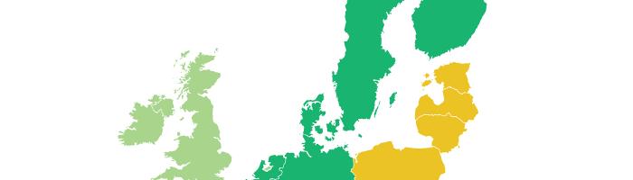 Insieme alla Malta, Lithuania, Olanda e Inghilterra la Lettonia e' diventata il paese dell'UE con la piu' rapida crescita' per quanto riguarda l'innovazione nell'anno 2016